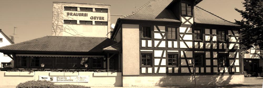 Geyer Brauerei