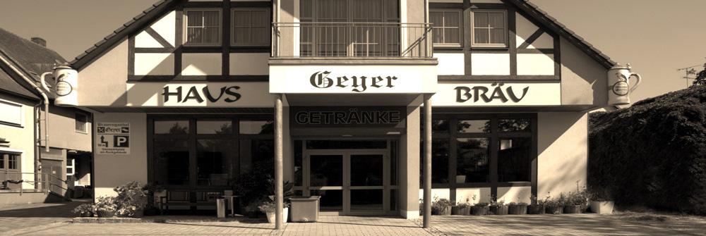 Getränkemarkt Geyer